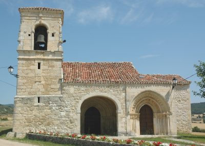 Uzquiano-iglesia